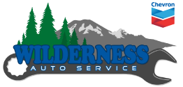 Wilderness Auto Service Logo